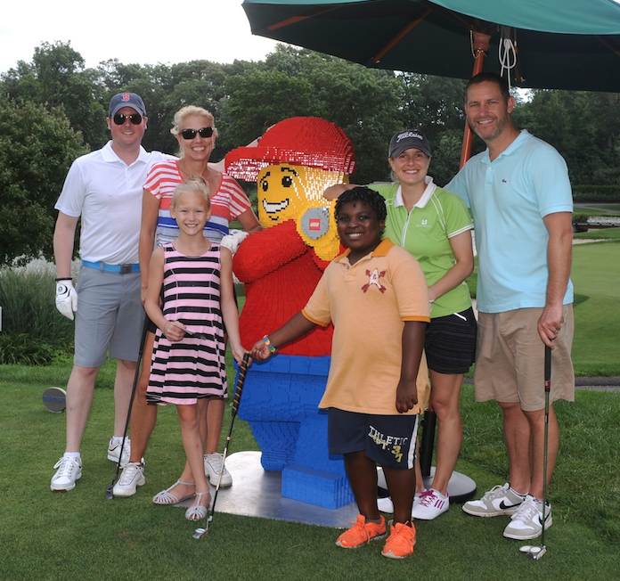 LEGO Golf Outing