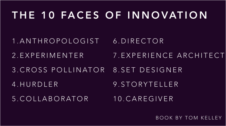 10 Facts of Innovation