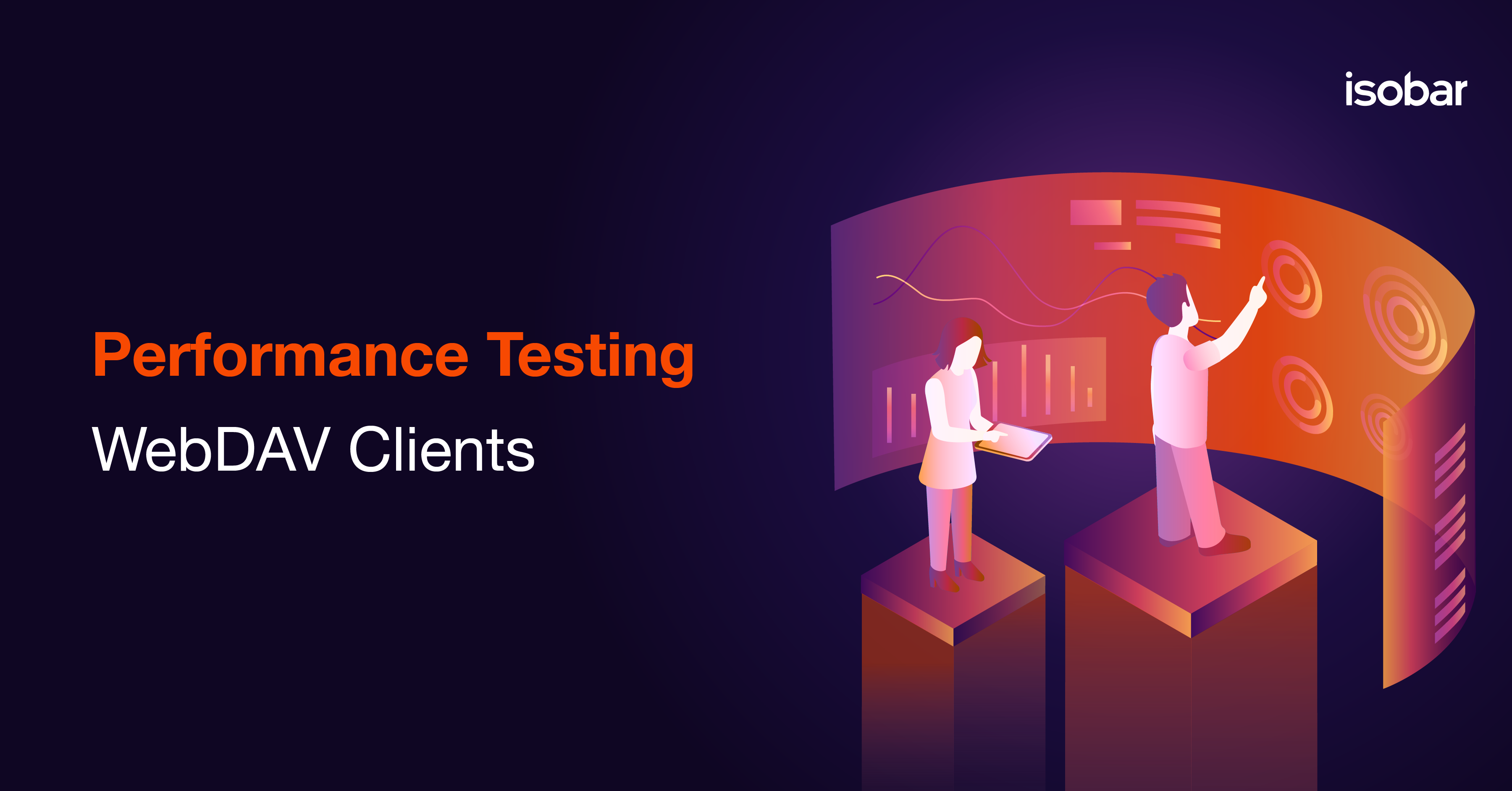 Performance Testing WebDAV Clients - The Squeeze